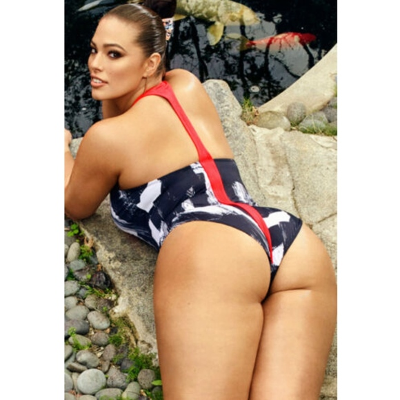 Ashley Graham Swim | Samurai One Piece Suits For All